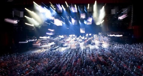Jazz icons kick off Montreux's 50th birthday