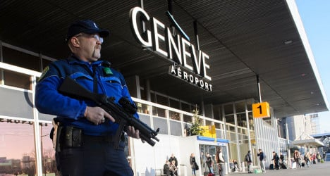 Franco-Swiss tension stirs up trouble at Geneva airport
