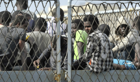 Italy fears 'Calais-style' camps as migrant backlog worsens