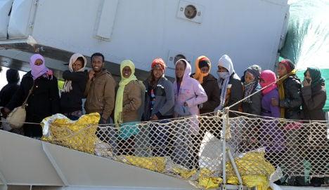 More than 3,200 boat migrants rescued: Italian coast guard