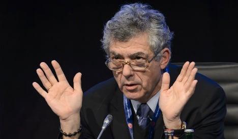 Spanish football boss to run for UEFA top job