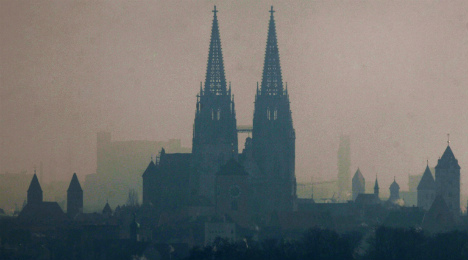 Roma occupy Regensburg Cathedral to win right to stay