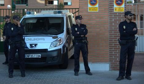 Spanish police target 50 town halls in corruption probe