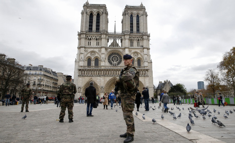 France has long feared terror would strike its churches