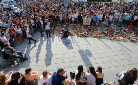 Police arrest possible accomplice of Munich gunman