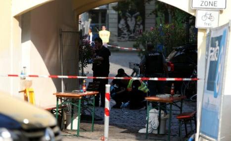 Suicide bomber attacks bar in Bavaria