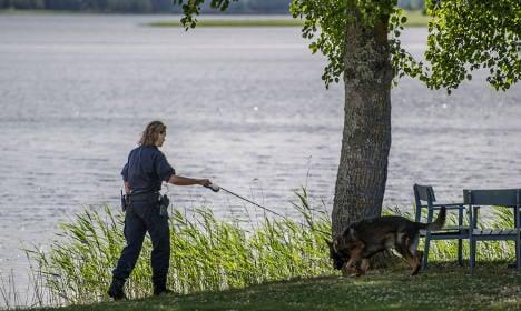 Four arrested for murder in central Sweden