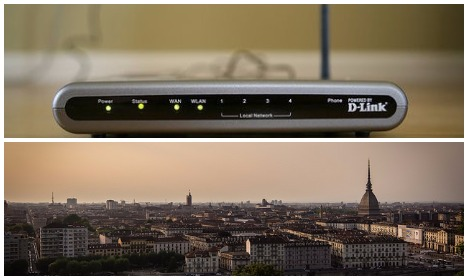 Turin could slash Wi-Fi over 'radiation' concerns