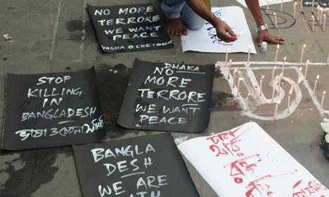 Nine Italians killed, one missing in Bangladesh attack