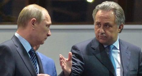 IOC bans Putin ally from Rio Olympics