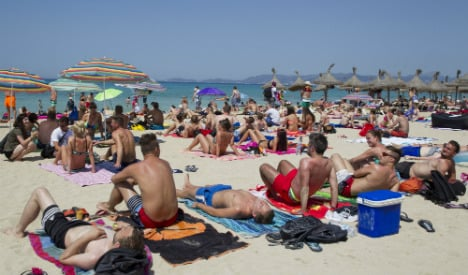Fed-up Mallorca calls time out as mass tourism takes toll