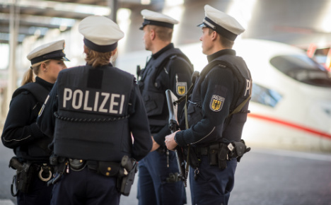 German trains need better protection from attacks: police