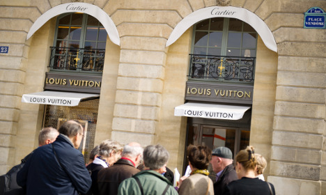 Who are the top ten richest people in France?