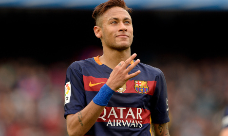 Spanish judge drops Neymar fraud case