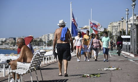 Frenchman tries to sell Nice massacre souvenirs online