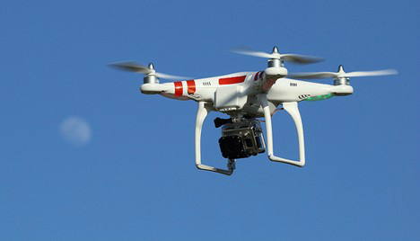 Drones hunt down 1.7 million tax cheats in Spain