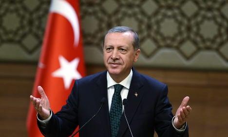 German satirists mock Erdogan (and his penis)