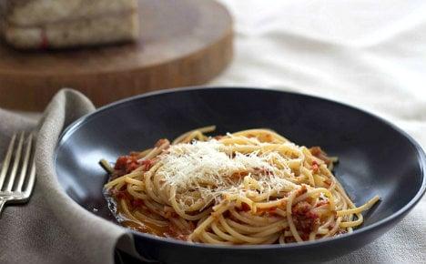 Eat away: Italian study shows pasta doesn't make you fat