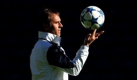 Julen Lopetegui named as Spain's new football coach