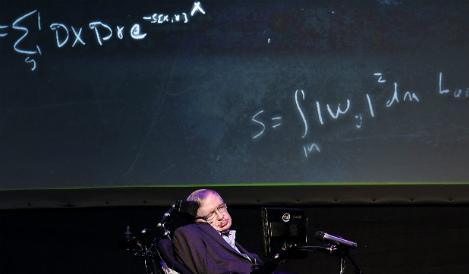 Stalker held in Spain for death threats to Stephen Hawking