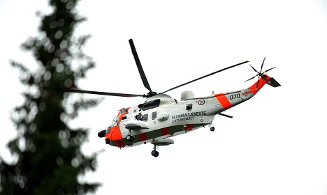 Tourist presumed dead after Norwegian waterfall drop
