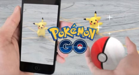 Outrage after Nazi memorial used for Pokemon battles