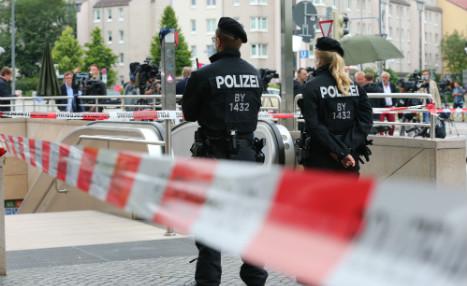 Turks, Kosovans and a Greek among shooting victims