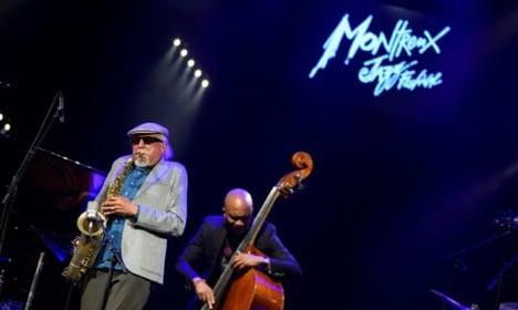 Joy as jazz giants return to Swiss town of Montreux