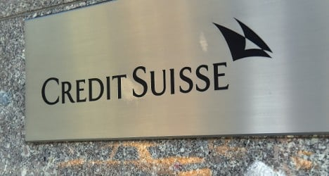 Swiss bank bounces back from losses