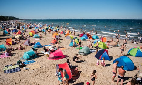 Germany boasts Europe's best value beaches