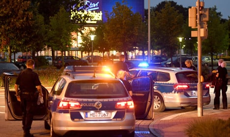 Bremen mall evacuated due to escaped psychiatric patient