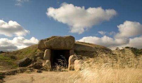 Spain's megalithic tombs win Unesco World Heritage Status