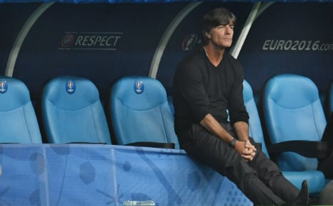'Disappointed' Löw questions future as Germany manager