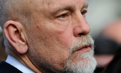 Malkovich and Le Monde go to battle in French court