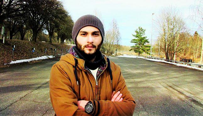 'I hope Sweden doesn't grant me asylum'