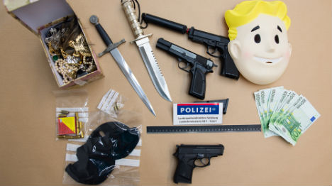 Human trafficking gang busted in Europe