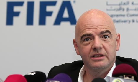 Infantino's lifestyle slammed in FIFA memo