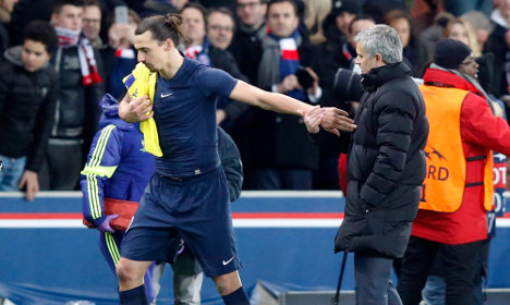 'My decision with Zlatan is down to hours of study'