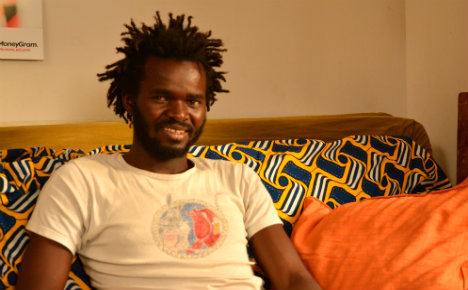 From asylum seeker in Italy to organic yoghurt entrepreneur