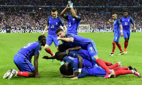 France set sights on revenge against old foes Germany