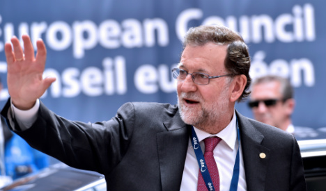 Spain's Rajoy starts talks to form government after vote