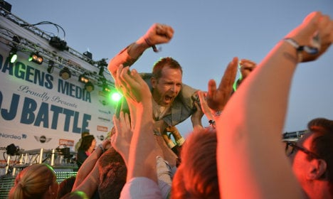 Five reasons why Sweden's Almedalen is like Survivor