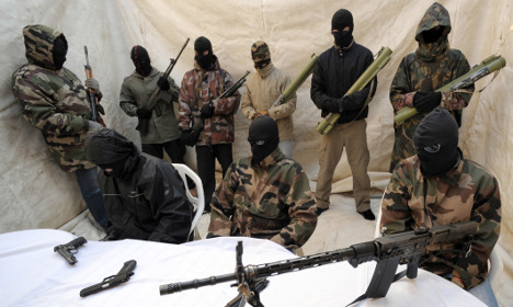 Corsican militants warn 'Islamist radicals' over attacks