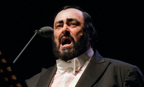 Pavarotti's family protest Trump's use of famous aria