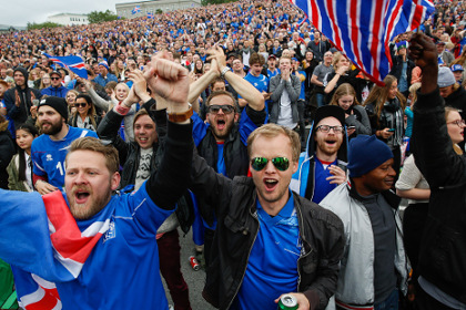 How Iceland made Swedes 'proud to be Nordic'
