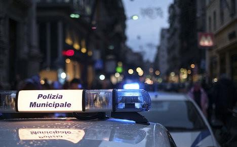 Italian police nab hobbling mafia boss