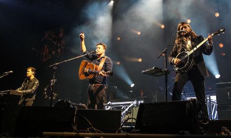 British band boycotts Swedish festival over reported rapes
