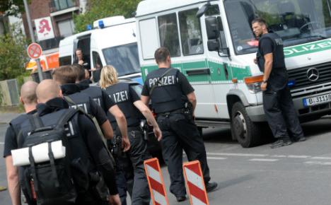 Doctor killed in Berlin hospital shooting: police