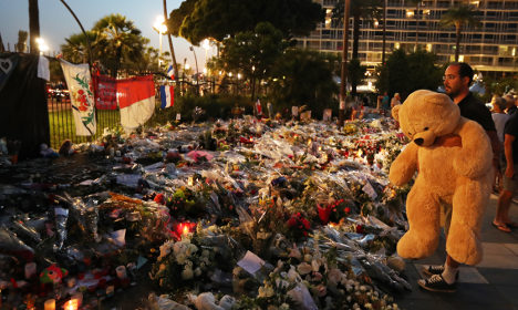 Nearly half of Nice attack victims were foreigners