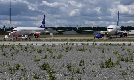 Russian 'terror suspect' held at Swedish airport walks free